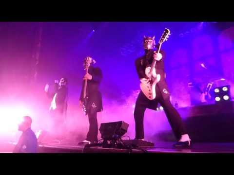 Ghost - Ghuleh/Zombie Queen (Houston 04.26.16) HD