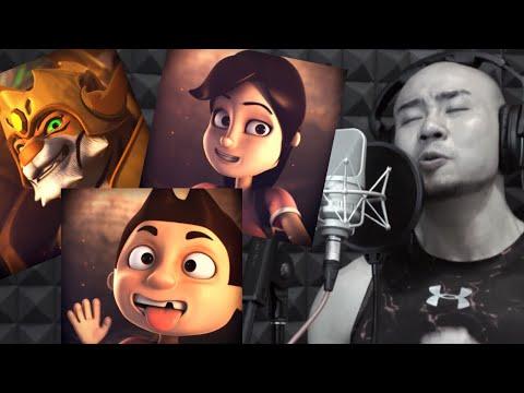 HADIAH TERINDAH UNTUK ANAK KU  (Keajaiban Semesta - OST Knight Kris The Movie)