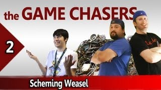 The Game Chasers Ep 2 - Scheming Weasel