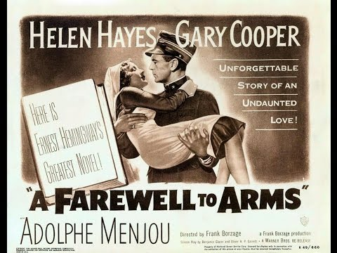 ▷ Addio Alle Armi ◉ Film completo 1932▸Gary Cooper - Helen Hayes ▦ by ☠Hollywood Cinex™