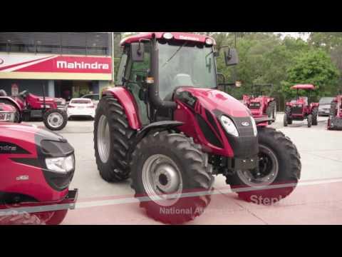 Mahindra mForce 100P 100 Horse Power Tractor
