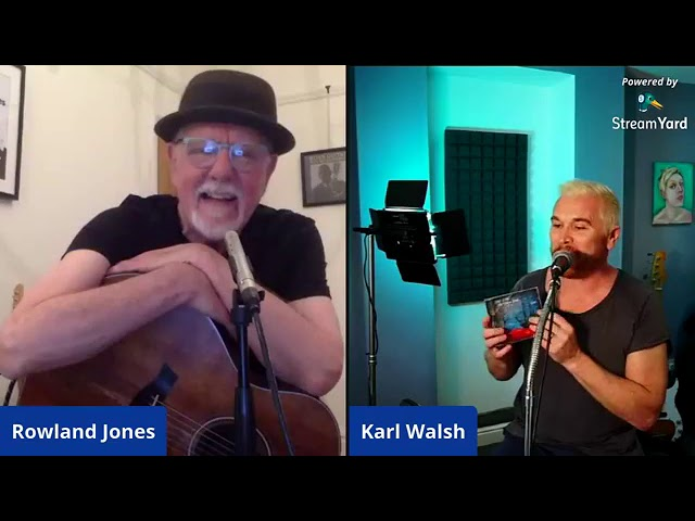 No.1 - 'Talking Songs' with RJ & Karl Walsh