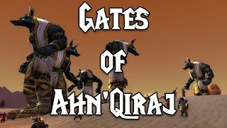 Opening of The Gates of Ahn