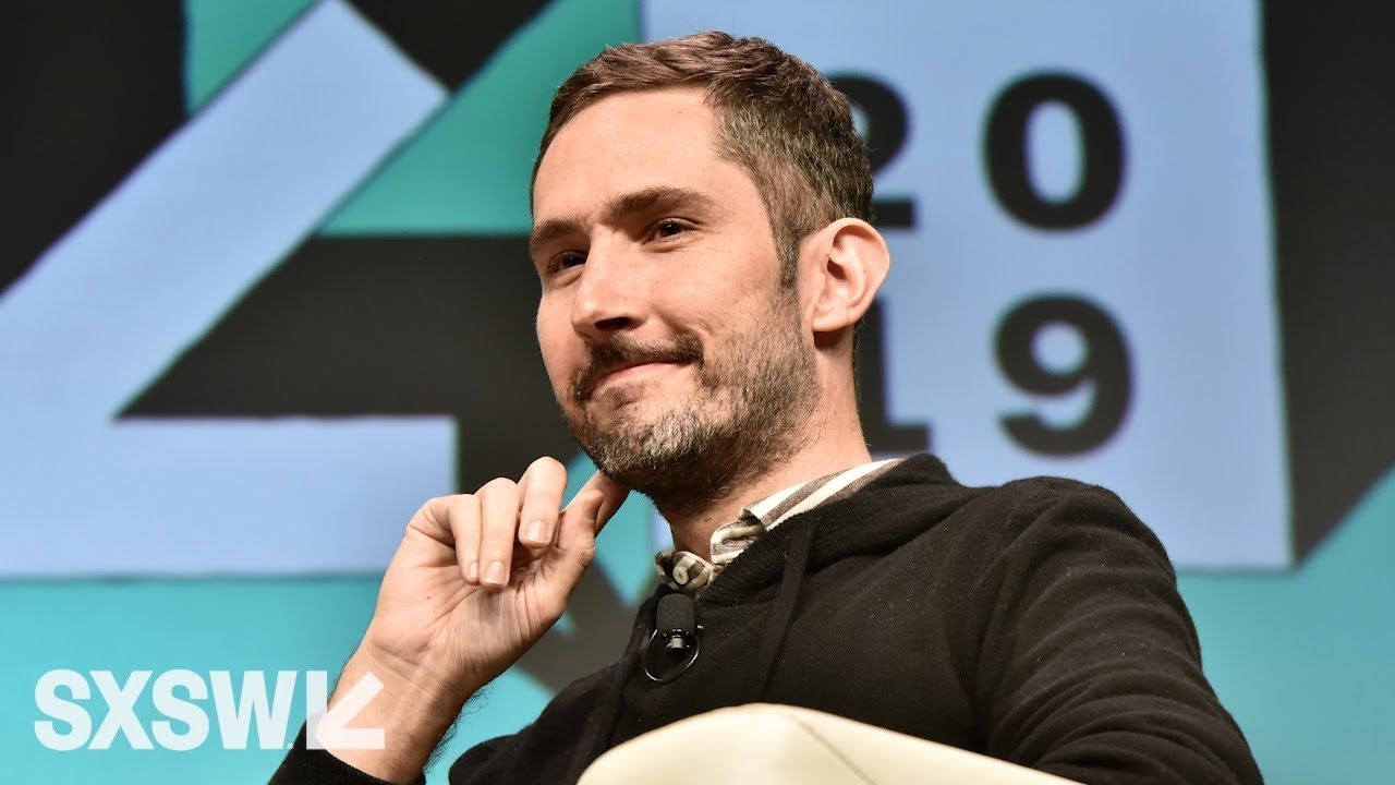 Kevin Systrom & Mike Krieger on Creating Instagram | SXSW