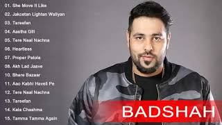 Best Of Badshah  - Superhit Jukebox - Audio Hindi Songs Collection