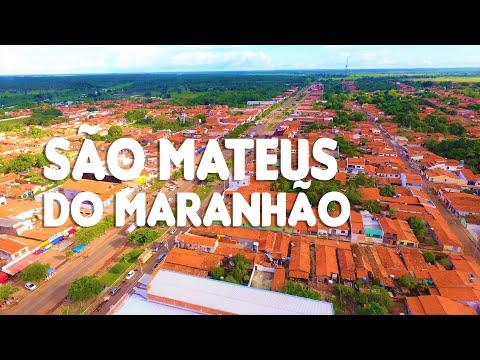 SÃO MATEUS DO MARANHÃO VISTO DE CIMA