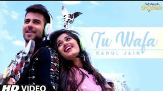 Tu Wafa (Duet version )-full video song / tu aashiqui new song