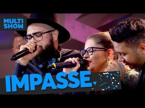 Impasse  Marília Mendonça + Henrique e Juliano  Música Boa Ao Vivo