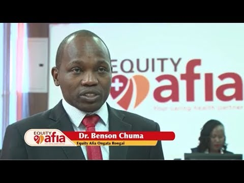 'EQUITY AFIA' MEDICAL CENTRE - Utube