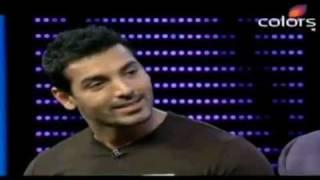 vuclip john abraham asking salman khan to get married.avi