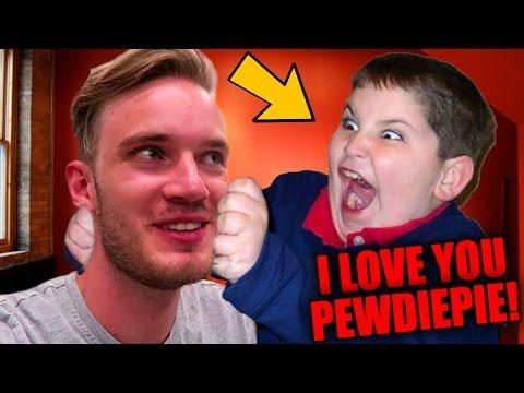 Top 5 CRAZIEST Youtuber Fan Encounters! (PYSCHO Fans & Awkward Fan Enounters)