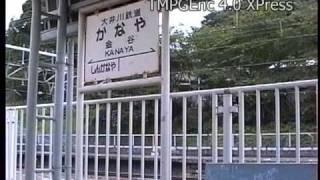大井川鉄道モハ313(元西武351系)乗車記~その1~