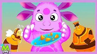 Лунтик Учится Мыть Посуду.Помощник для Бабы Капы.Обучающая Игра для Детей