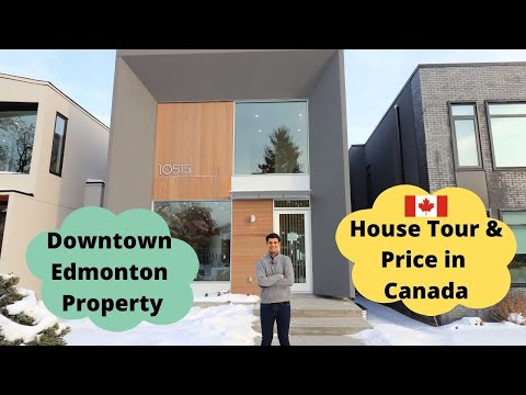 Canadian Houses| Inside a $930,000 Single Family Home|Life in Canada|Houses in Edmonton Alberta ??