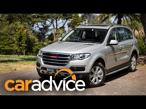 2016 Haval H8 SUV Review