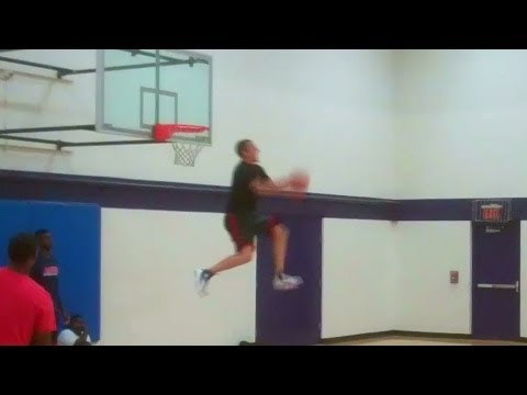 """TFB::Dunks:: 6'0"""" Jonsey KILLS Lob Behind the Back & More New Dunks (Crazy off the Wall Dunks)"""