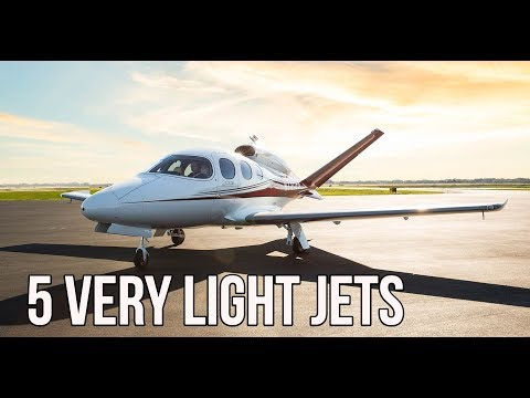 5 Most Economical Private Jets In The World