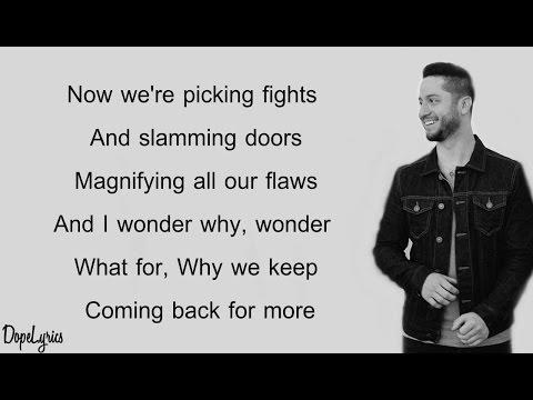 Scared To Be Lonely - Martin Garrix & Dua Lipa (Boyce Avenue acoustic cover)(Lyrics)