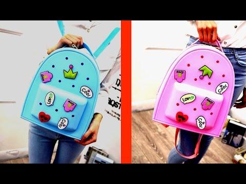 Рюкзаки для девочек с Алиэкспресс. НОВИНКИ Aliexpress!