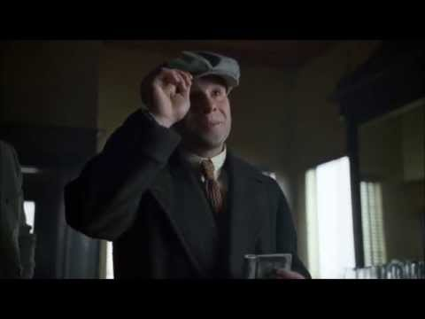 Boardwalk Empire - Meyer Lansky's first meeting with Chalky White.