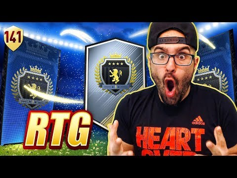 INSANE! UNLOCKED A PRIME ICON FOR UNDER 300K & REWARDS! FIFA 18 Ultimate Team Road To Glory #141 RTG