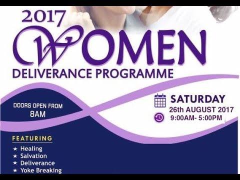 HOUSEHOLD WICKEDNESS: WOMEN DELIVERANCE PROGRAM