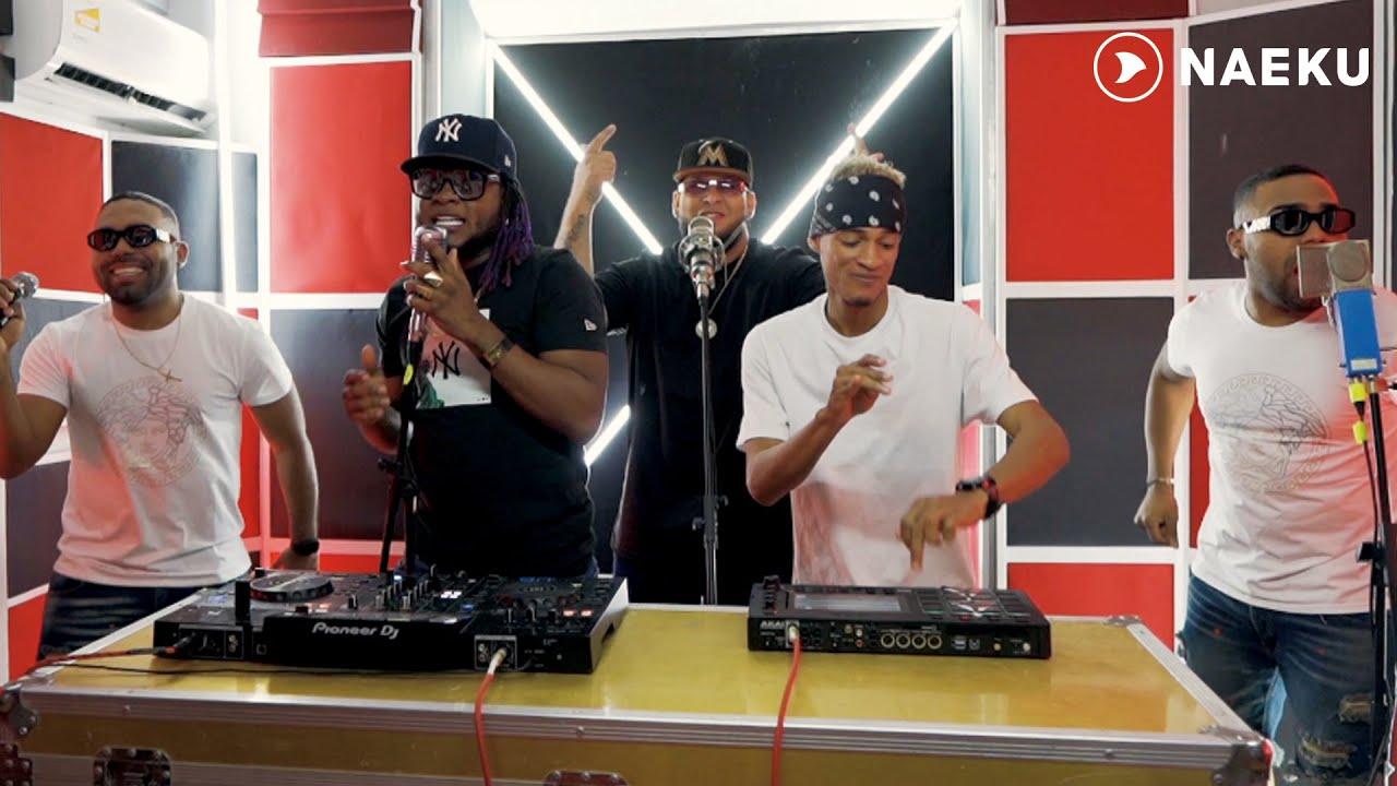 Download TOKE TOKE - DJ Jader Tremendo x @Criss & Ronny x @DandyBwayMusic   (En Vivo)