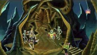 King's Quest VI - Dance of the Dead