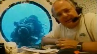 Living Underwater - How to Make an Underwater Research Laboratory -  Project SeaCAMEL