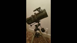 Celestron powerseeker 127eq review.