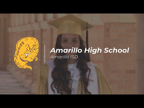 Amarillo High School Virtual Graduation 2020