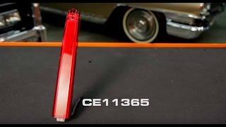 OPGI Product Spotlight: 1974-76 Cadillac Eldorado Rear Bumper Reflector Lens