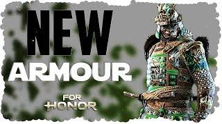 "NEW ARMOUR: ""Honemi"" & ""Kozane"" Sets  - Reputation 60 Orochi Duels - For Honor"