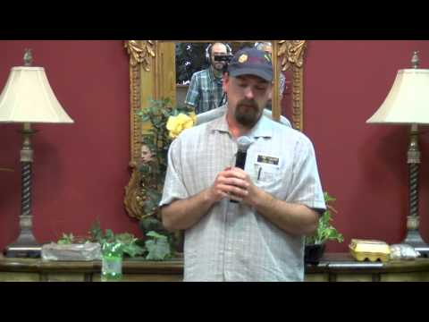 Bryan Fisher Cabarrus Beekeepers Swarm Management Seminar HD 720p