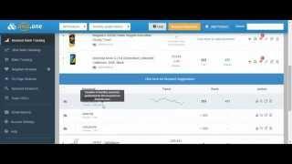 Amazon Keyword Rank Tracking