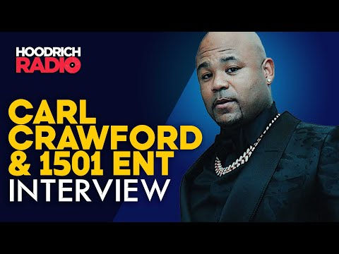 Beat Interviews - Carl Crawford On 1501 Certified, Signing Meg Thee Stallion, & More