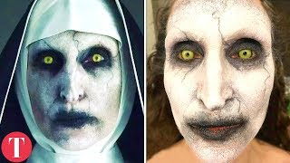 10 Scary Characters You Can Easily Pull Off For Halloween (Valak The Nun, Venom, Pennywise Clown)