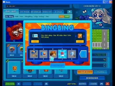 Xoay Bing Bing Bánh