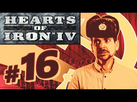 Hearts of Iron - The Red Tide #16 - World Painted Red (FINAL)