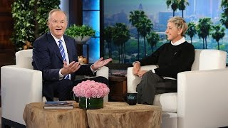 Ellen and Bill O'Reilly Discuss the Presidential Election by : TheEllenShow