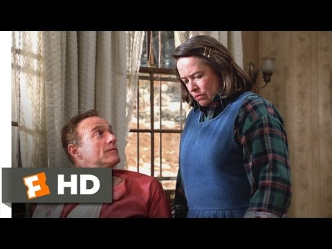 Misery (6/12) Movie CLIP - Annie Feels Unappreciated (1990) HD