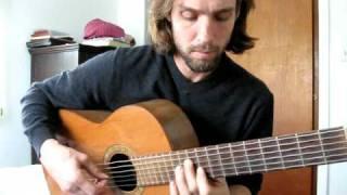 f sus tuning latin guitar