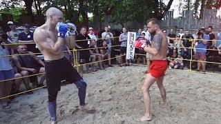 ЭСТОНСКИЙ ДРАКОН против 2 Бойцов ММА !!!