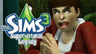 The Sims 3 | Supernatural Legacy | Osa 23: Kuolema kesäriehassa!
