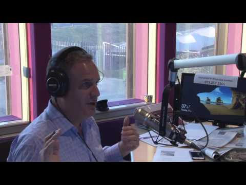 Rian van Heerden interviews Frank Opperman on TCB