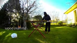 Diy Garden Bench Restoration