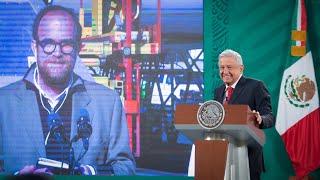 Avances en búsqueda de personas desaparecidas. Conferencia presidente AMLO