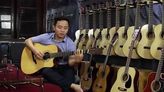 Lòng mẹ [Mother's Heart] ( Y Vân) - Văn Anh độc tấu Guitar