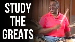 The Purdie Shuffle | STUDY THE GREATS