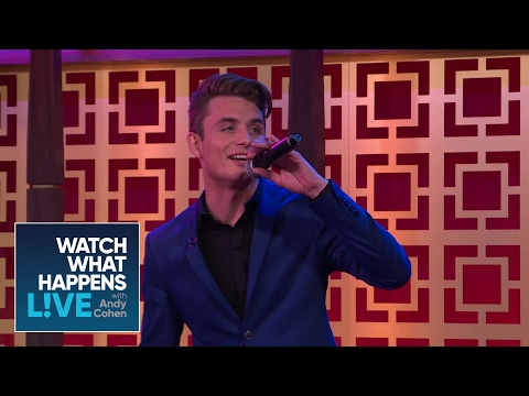James Kennedy Performs LIVE for Steve Aoki | WWHL